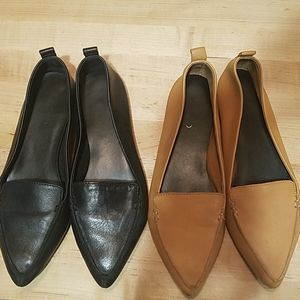 Aldo Galinsky Loafers 2 pair Sz 8